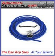 LMA Turbo In Car Adjustable Boost Control Valve Kit With Blue Silicone Hose